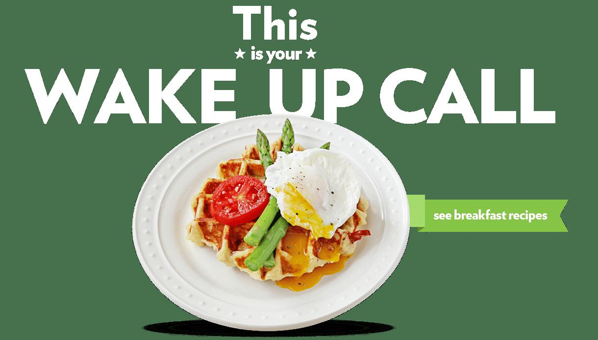 Q3 $ Q4 Breakfast Waffle