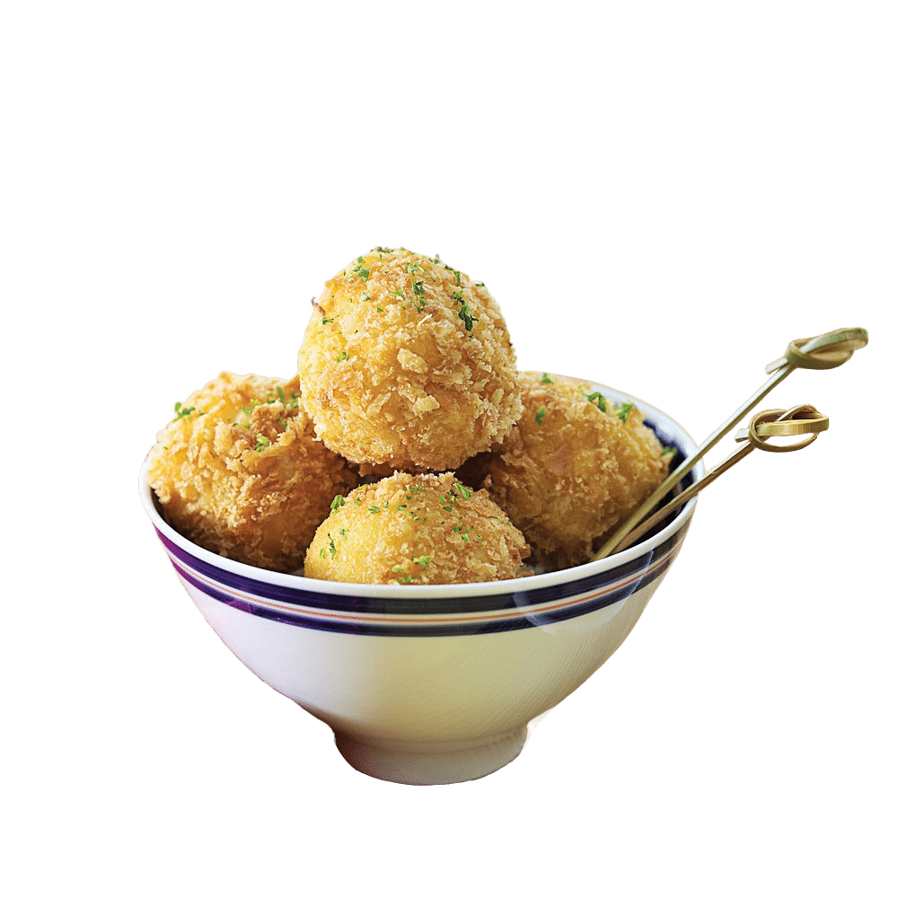 Croquettes with Chipotle Sauce