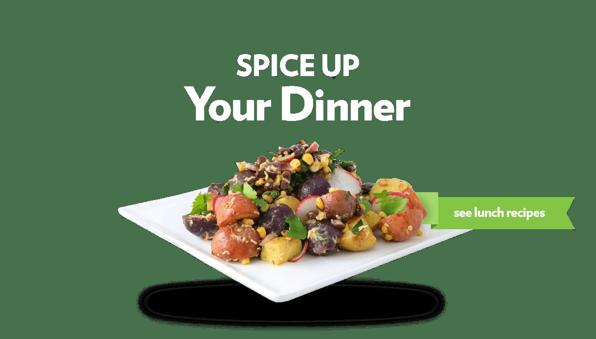Potato Recipes – Mexican Potato Salad