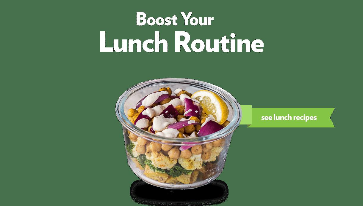 Potato Recipes – Buddha Bowl with Potatoes